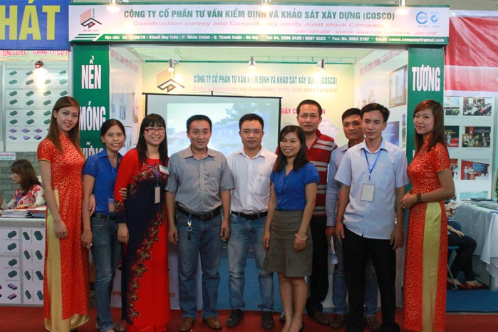 COSCO- Vietconstech 2012