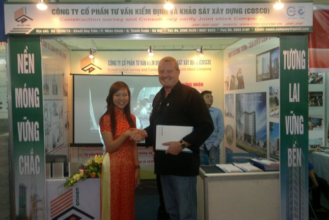 COSCO-Vietconstech 2012